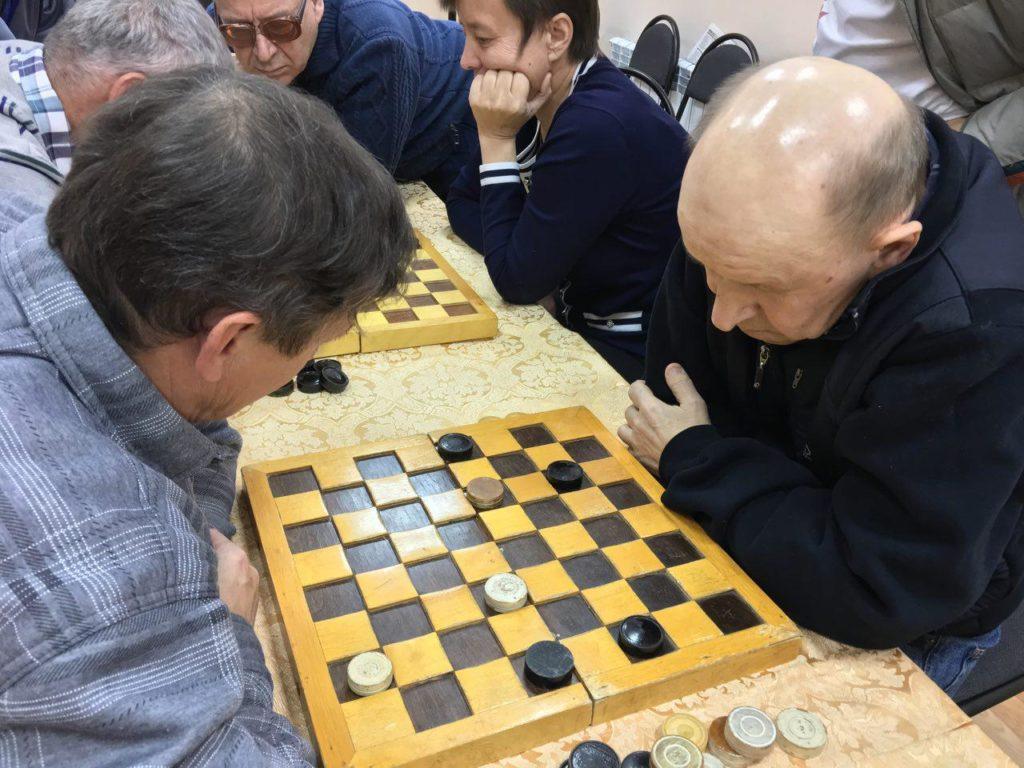 Командный Чемпионат по русским шашкам