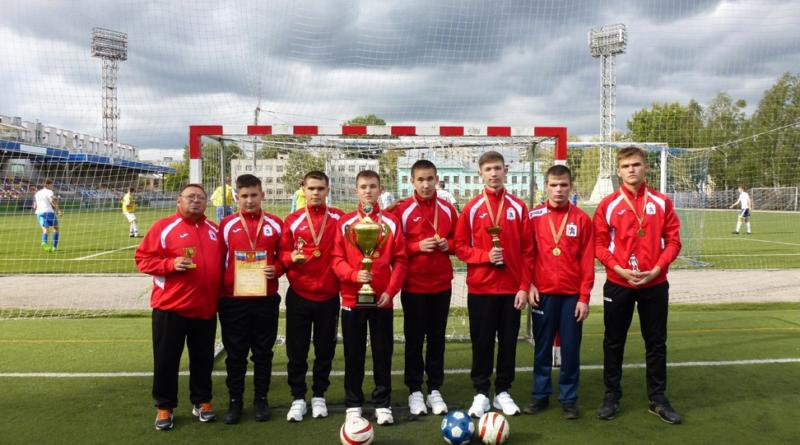 Сборная Марий Эл по мини-футболу спорт слепых