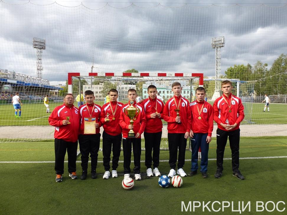 Кубок России по мини-футболу B1