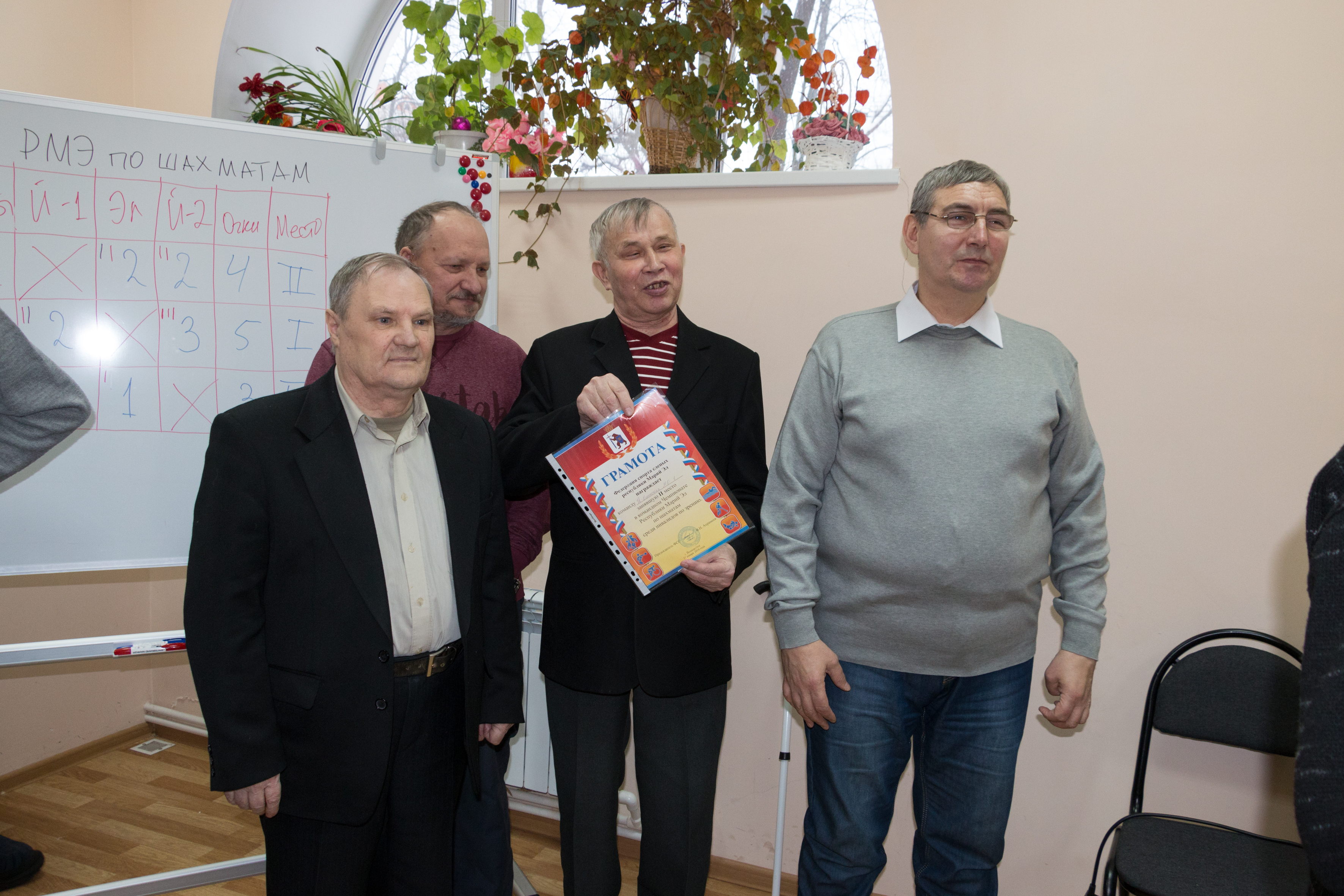 Команда Йошкар-Олинская МО ВОС №1