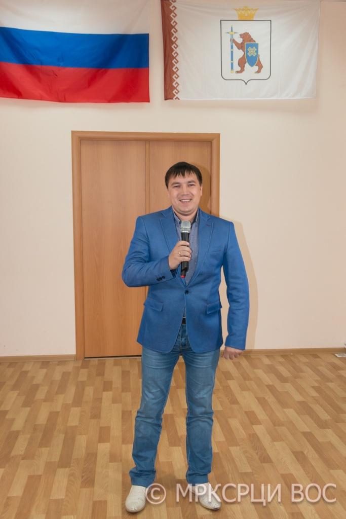 Директор МРКСРЦИ ВОС Аппаков Сергей Юрьевич