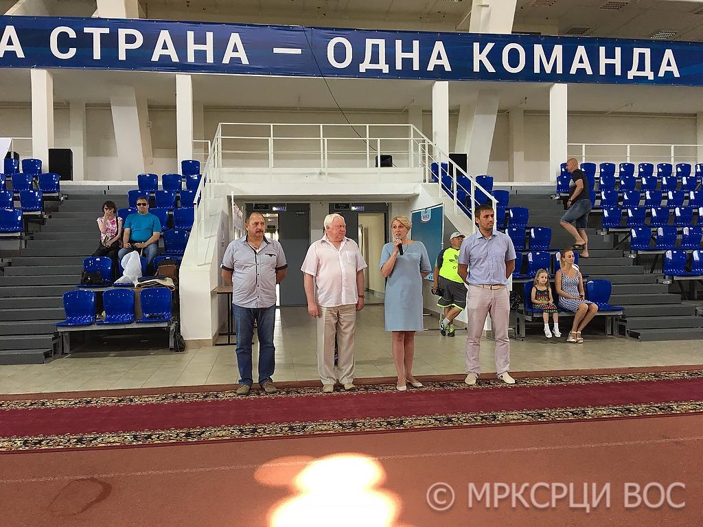 Гости Чемпионата-Первенства Республики Марий Эл по легкой атлетике