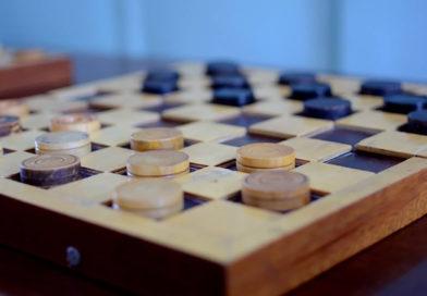 Обложка шашки