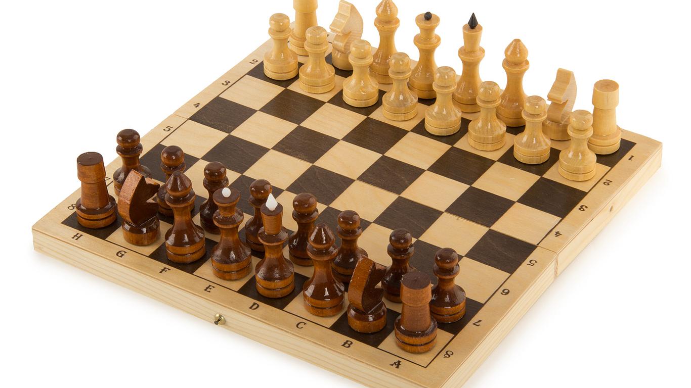 Обложка шахматы